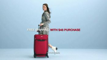 Macy's 48 Hour Sale TV Spot, 'Prom Dresses, Shoes & Luggage' - Thumbnail 10