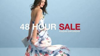 Macy's 48 Hour Sale TV Spot, 'Prom Dresses, Shoes & Luggage' - Thumbnail 2
