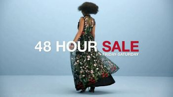 Macy's 48 Hour Sale TV Spot, 'Prom Dresses, Shoes & Luggage' - Thumbnail 3