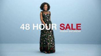 Macy's 48 Hour Sale TV Spot, 'Prom Dresses, Shoes & Luggage' - Thumbnail 4