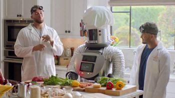 H-E-B TV Spot, 'Houston Astros: Robot Chef' Featuring José Altuve, George Springer - Thumbnail 2