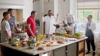 H-E-B TV Spot, 'Houston Astros: Robot Chef' Featuring José Altuve, George Springer - Thumbnail 8