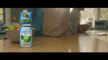 Goya Pure Coconut Water TV Spot, 'Elixir' - Thumbnail 8