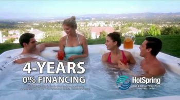 HotSpring TV Spot, 'Payments as Low as $49' - Thumbnail 1