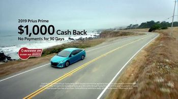 2019 Toyota Prius TV Spot, 'Best of Both Worlds' [T2] - Thumbnail 6