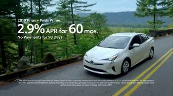 2019 Toyota Prius TV Spot, 'Best of Both Worlds' [T2] - Thumbnail 7