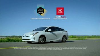 2019 Toyota Prius TV Spot, 'Best of Both Worlds' [T2] - Thumbnail 9
