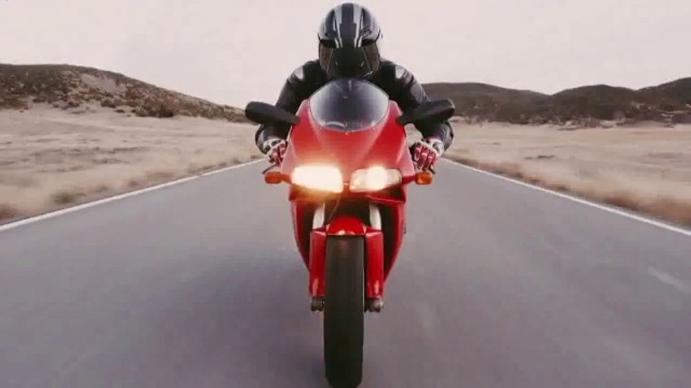 MMI TV Commercial, 'Motorcycle Soundtrack'