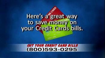 Debt Helpline TV Spot, 'Credit Card Bills' - Thumbnail 1