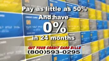 Debt Helpline TV Spot, 'Credit Card Bills' - Thumbnail 4