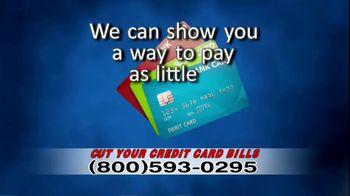Debt Helpline TV Spot, 'Credit Card Bills'