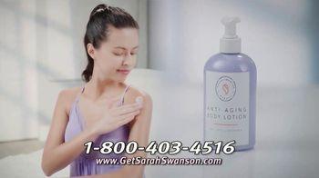 Sarah Swanson Beauty Bar TV Spot, 'Best Ideas: Anti-Aging Body Lotion' - Thumbnail 8