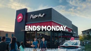 Pizza Hut TV Spot, 'Hurry! Large Two-Topping Pizzas are Just $5.99' - Thumbnail 9
