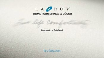 La-Z-Boy Two Great Chairs Event TV Spot, 'One Low Price' - Thumbnail 8