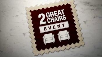 La-Z-Boy Two Great Chairs Event TV Spot, 'One Low Price' - Thumbnail 5