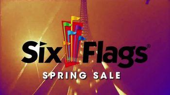 Six Flags Spring Sale TV Spot, 'Full Bloom: 65 Percent' - Thumbnail 2