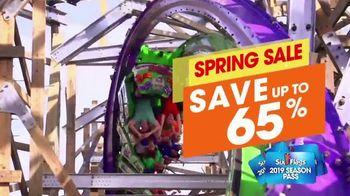 Six Flags Spring Sale TV Spot, 'Full Bloom: 65 Percent' - Thumbnail 7