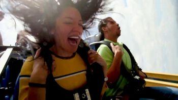 Six Flags Spring Sale TV Spot, 'Blow You Away: 2019 Season Pass' - Thumbnail 3