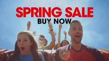 Six Flags Spring Sale TV Spot, 'Blow You Away: 2019 Season Pass' - Thumbnail 4