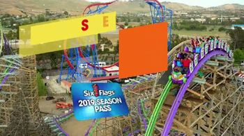 Six Flags Spring Sale TV Spot, 'Blow You Away: 2019 Season Pass' - Thumbnail 5