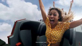 Six Flags Spring Sale TV Spot, 'Blow You Away: 2019 Season Pass' - Thumbnail 8