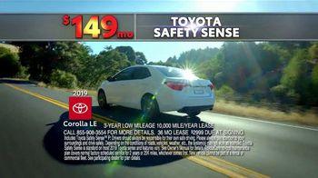 Toyota Big One TV Spot, 'Tip of the Iceberg: 2019 Corolla' [T2] - Thumbnail 4