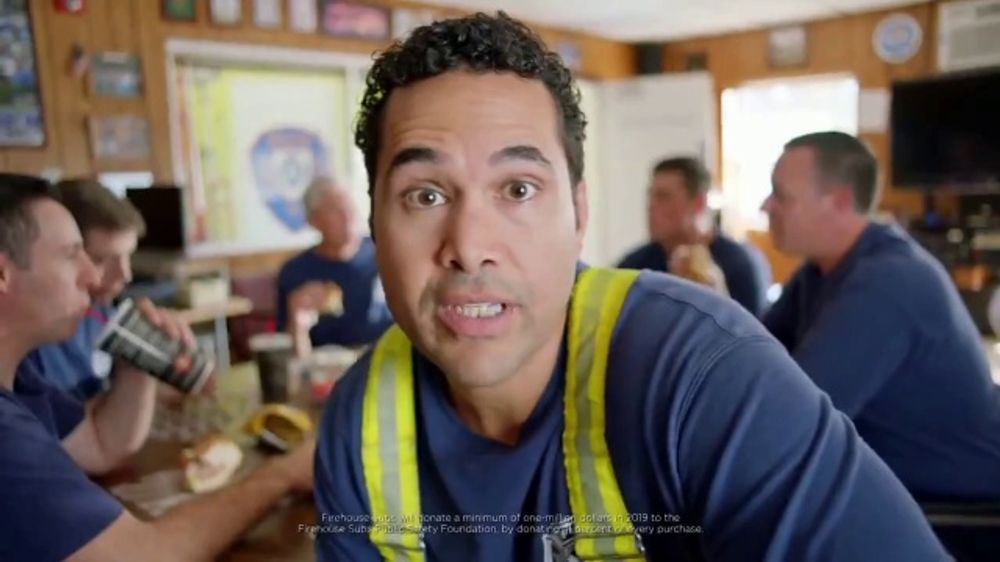 Firehouse Subs Firehouse Pairs TV Commercial, 'Small Sub and Signature Side'