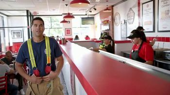 Firehouse Subs Firehouse Pairs TV Spot, 'Small Sub and Signature Side' - Thumbnail 1