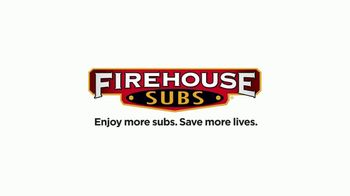 Firehouse Subs Firehouse Pairs TV Spot, 'Small Sub and Signature Side' - Thumbnail 10