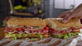 Firehouse Subs Firehouse Pairs TV Spot, 'Small Sub and Signature Side' - Thumbnail 2
