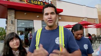 Firehouse Subs Firehouse Pairs TV Spot, 'Small Sub and Signature Side' - Thumbnail 6