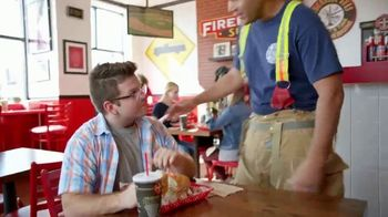 Firehouse Subs Firehouse Pairs TV Spot, 'Small Sub and Signature Side' - Thumbnail 7