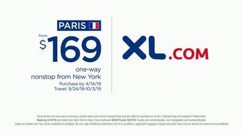 XL Airways TV Spot, 'Fly the French Way' - Thumbnail 6