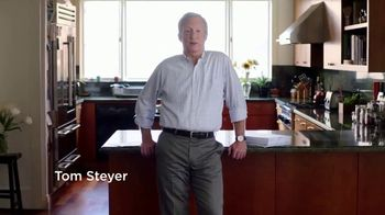 Tom Steyer TV Spot, 'What Do You Believe' - Thumbnail 1