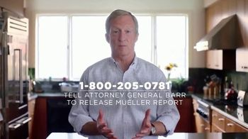 Tom Steyer TV Spot, 'What Do You Believe' - 53 commercial airings