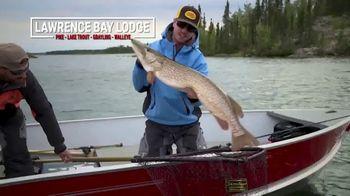 Lawrence Bay Lodge TV Spot, 'Big Catch' - Thumbnail 5