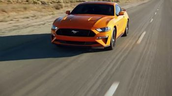 Ford Built for Spring Sales Event TV Spot, 'Get a Ford: Sports Cars, Trucks and SUVs' [T2]