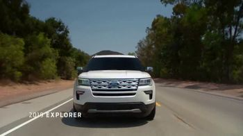 Ford Built for Spring Sales Event TV Spot, 'Get a Ford: Sports Cars, Trucks and SUVs' [T2] - Thumbnail 4