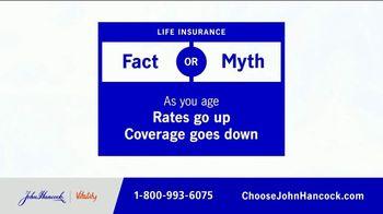 John Hancock Final Expense Life Insurance TV Spot, 'Fact or Myth' - Thumbnail 4