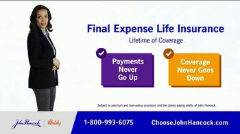 John Hancock Final Expense Life Insurance TV Spot, 'Fact or Myth'
