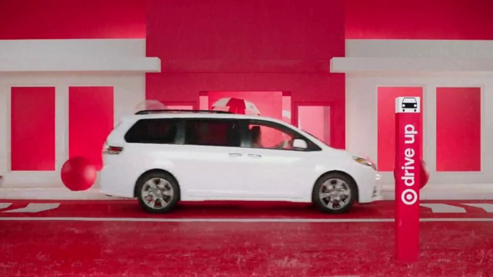 Target Drive Up Tv Commercial Do More Delivered To Your