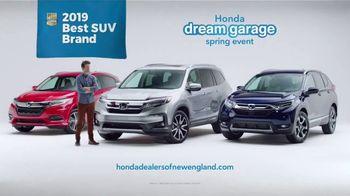 Honda Dream Garage Spring Event TV Spot, 'Blinker' [T2] - Thumbnail 8