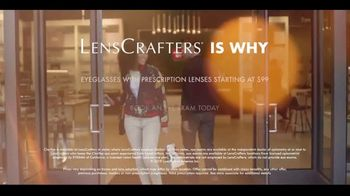 LensCrafters TV Spot, 'Why: Personalized Service' - Thumbnail 10