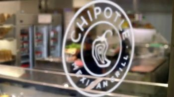 Chipotle Mexican Grill TV Spot, 'Behind the Foil: Chad' - Thumbnail 5