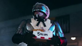 KFC $5 Fill Ups TV Spot, 'Colonel RoboCop: Hungry Boy' - Thumbnail 5