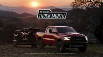 Ram Truck Month TV Spot, 'Deals Like No Other' Song by A Thousand Horses [T2] - 3 commercial airings