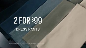 Men's Wearhouse TV Spot, 'Whatever You Need: Perfect Fit' - Thumbnail 8