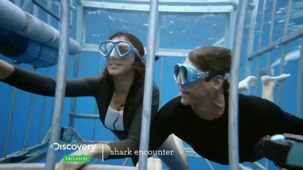 Princess Cruises TV Commercial, 'Shark Encounter'