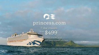 Princess Cruises TV Spot, 'Shark Encounter' - Thumbnail 9