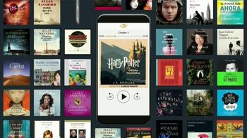 Audible Inc. TV Spot, 'Harry Potter' [Spanish] - Thumbnail 10